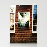 posters Stationery Cards featuring Amsterdam Posters by Cristhian Arias-Romero