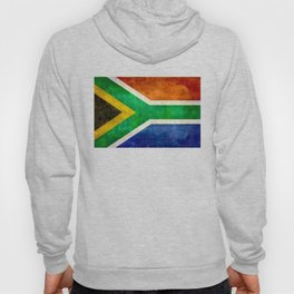 Flag of the Republic of South Africa Hoody