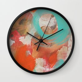 Give it a Whirl Wall Clock
