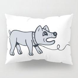 My Doggy Bag Pillow Sham