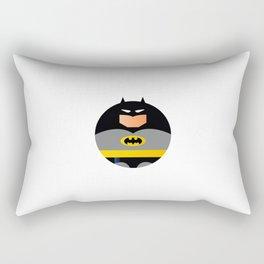Flatman Bat Man Rectangular Pillow