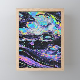 GLASS IN THE PARK Framed Mini Art Print