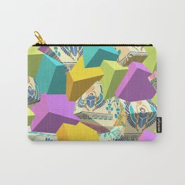 Summer Collection Egypt Skorobey Beetle Carry-All Pouch