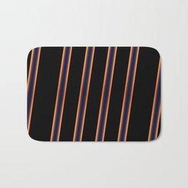 Diagonals Bath Mat