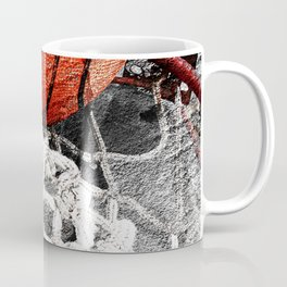 Basketball artwork variant 2 Coffee Mug