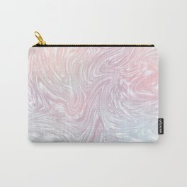 Holographic Silk I. Carry-All Pouch