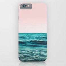 Ocean Love #society6 #oceanprints #buyart iPhone 6 Slim Case