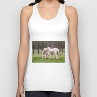 lamb Tank Tops featuring lamb by Marcel Derweduwen