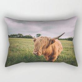 Epic Highland Cow Rectangular Pillow