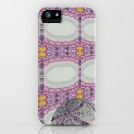 Hawaiian Diamond Header WallBall8 iPhone Case