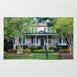 Stewart Parker House Front Rug