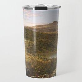 Catskill Mountains - Thomas Cole, 1844 Travel Mug