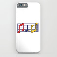 Pop Music iPhone 6s Slim Case