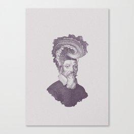 Haute Coiffure  /#8 Canvas Print