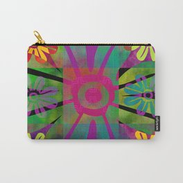 Paracas flowers II Carry-All Pouch