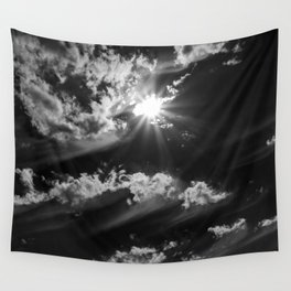 Cloud Melt Wall Tapestry