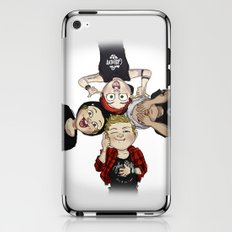 5 second penguins iPhone & iPod Skin