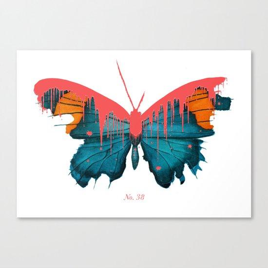 No. 38 Canvas Print