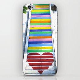 Micheltorena Stairs iPhone Skin