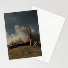 Dark Swell Stationery Cards