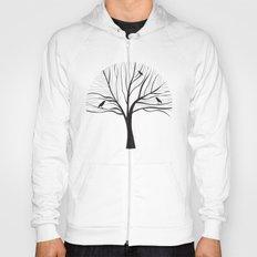 bird tree Hoody