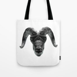 Big Horn Tote Bag