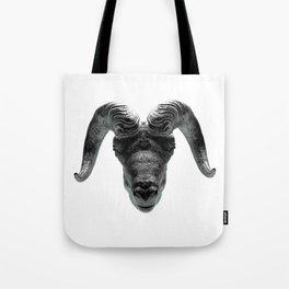 Big Horn Tote Bag