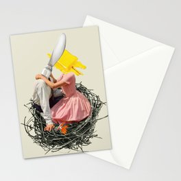 Hot Knife Stationery Cards