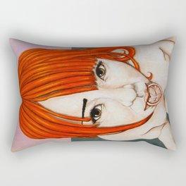 Never belong to you Rectangular Pillow