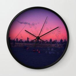 Tilikum celebration Wall Clock
