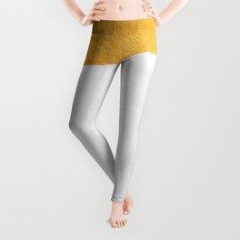 Conceptual and golden III Leggings