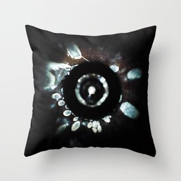 Crystallize Throw Pillow