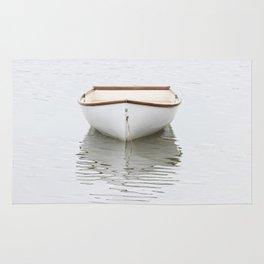 Pamet Harbor Skiff Rug