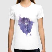 vagina T-shirts featuring Allie's Vagina No.2 by Nipples of Venus