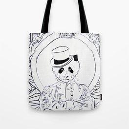 Pandi-Panda Tote Bag