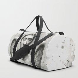 Weeping Angel Duffle Bag