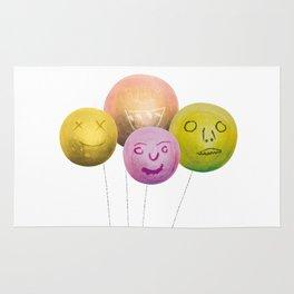 Happy Balloons Rug