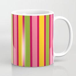 Citrus Stripes 4 Coffee Mug