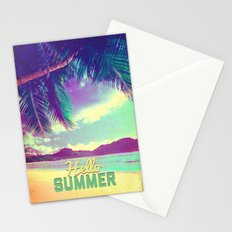 Hello Summer - for iphone Stationery Cards