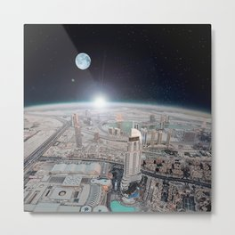 Tranquility Base Hotel & Casino Metal Print