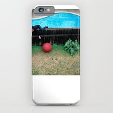 Red ball iPhone 6s Slim Case