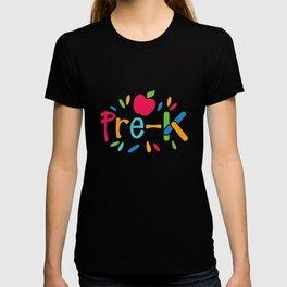 Pre-K T-shirt