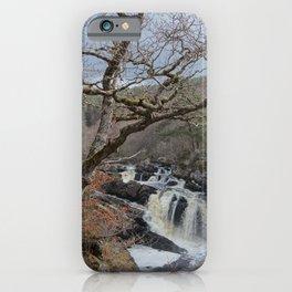 Rogie Falls, Near Inverness, Scotland - Scottish Landscape iPhone Case