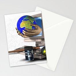 IT Fantasy Stationery Cards