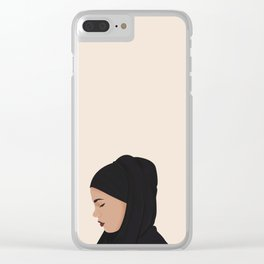 Skam | Sana Bakkoush Clear iPhone Case