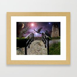 The Guardians Framed Art Print
