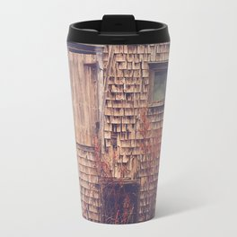 She Created Stories About Abandoned Houses Travel Mug