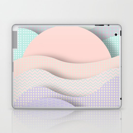 Wave I Laptop & iPad Skin