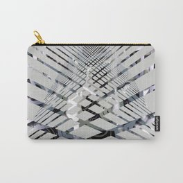 Geoabstract by Leslie Harlow Carry-All Pouch