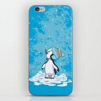First Snow iPhone & iPod Skin